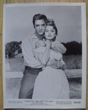 Elvis Presley Love Me Tender - Movie Still